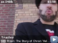"""Risen: The Story of Chron 'Hell Razah' Smith -- Discovered by Wu Tang Clan's RZA at a young age, Hell Razah had a promising career when he was tragically struck down with a brain aneurysm in 2010. He lost the left side of his body and his ability to rap. This film is his story. 'Risen: The Story of Chron """"Hell Razah"""" Smith' traces his journey to recovery, both physically and spiritually. The secon..."""