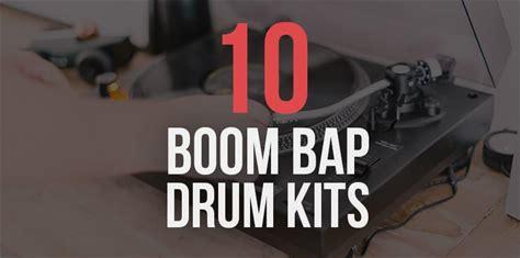 10 Free Boom Bap Drum Kits & Samples