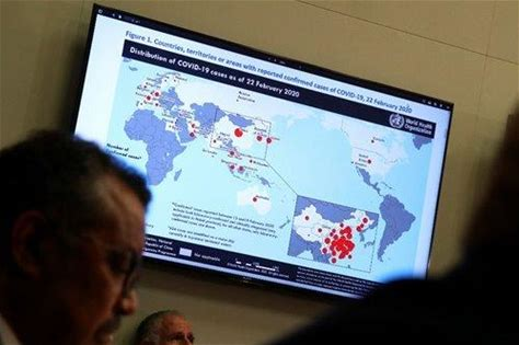 Overseas WHO raises global virus risk to maximum level