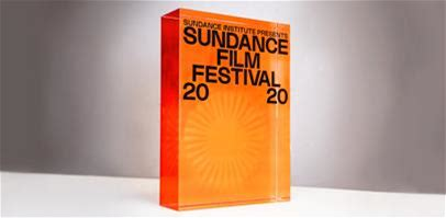 Award Winners The culmination of the Sundance Film Festival is the Awards Ceremony. Individuals from the worldwide film community select films to receive a range of awards.