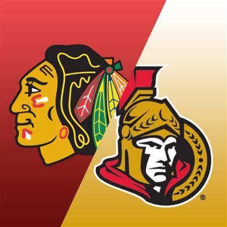 Chicago Blackhawks vs. Ottawa Senators