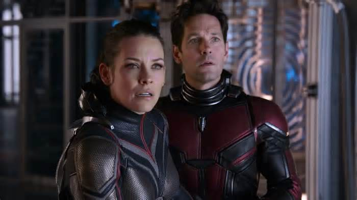 Ant-Man and the Wasp: Quantumania Has Begun Filming, and Here's a Horrible Picture to Prove It