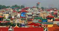 Narrow Houses to avoid Property Tax