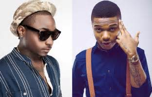 Davido and Wizkid killing it in Africa. Who is the best among the best ...