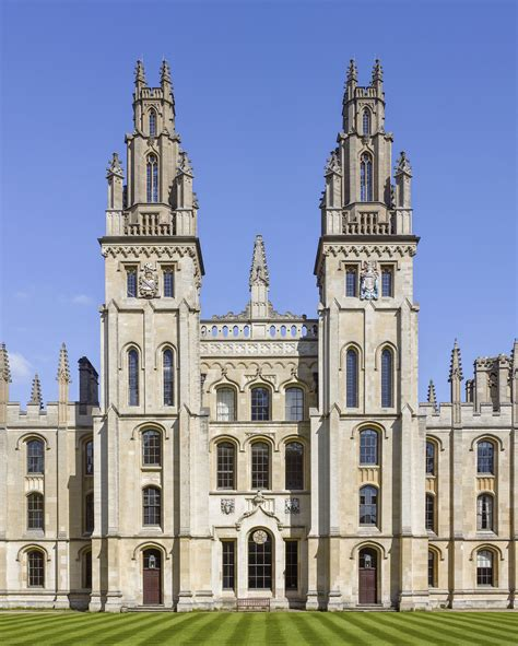 All Souls College - Wikipedia, la enciclopedia libre