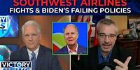 Victory News: Southwest Airlines & Biden's Failing Policies | Rick Green Sets the Record Straight!
