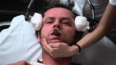 "ECT Scene, ""One Flew Over the Cuckoo's Nest"" 1975 - YouTube"