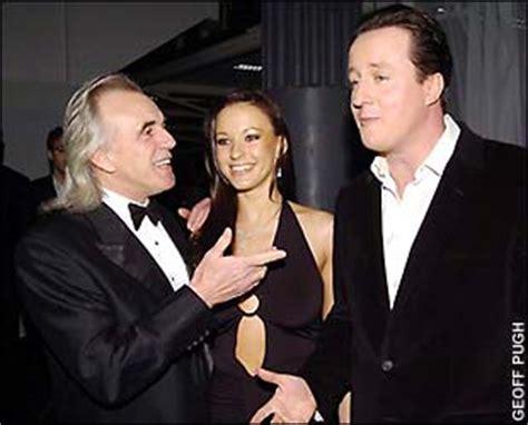 Caption fun: Cameron and Stringfellow - Telegraph