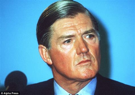 Cecil Parkinson did not believe he was father of secretary ...