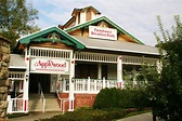 Apple Barn Restaurant Entrance - Picture of Applewood ...