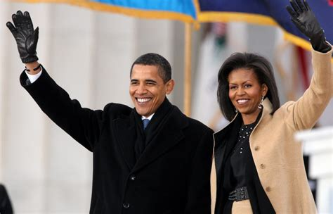 Obama Gushes Over Wife, Michelle After Her Moving DNC ...