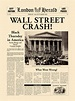 When wall street crashed in 1929 the impact caused 12 mil ...