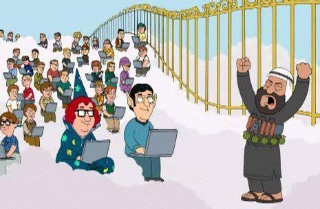 Econ-Ecoff: Osama Finally Meets His 72 Virgins