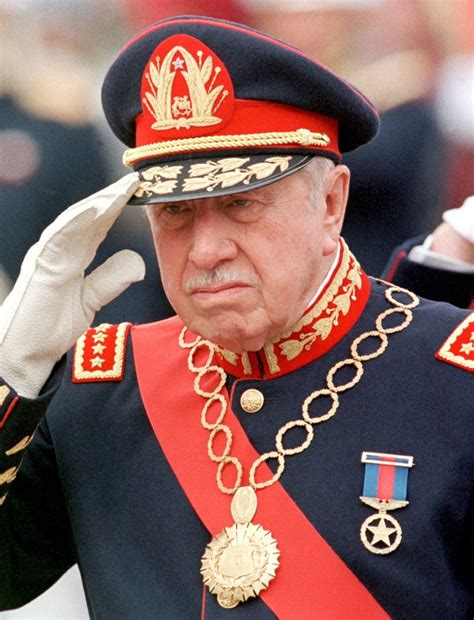 Cold War Killer File: Augusto Pinochet – The Red Phoenix