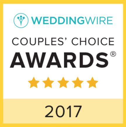 2017 WeddingWire Couples Choice Awards® Winner! - Beauty ...