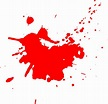 15 Red Paint Splatters (PNG Transparent) | OnlyGFX.com