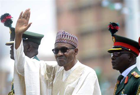 Nigeria welcomes new President Muhammadu Buhari as he vows ...