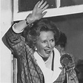 Margaret Thatcher taken to hospital with infection after flu