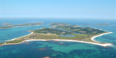 The Isles of Scilly Official Tourist Board Guide