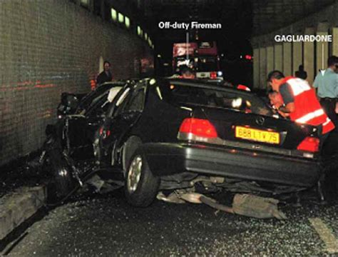 Car Crash: 1997 Car Crash Princess Diana