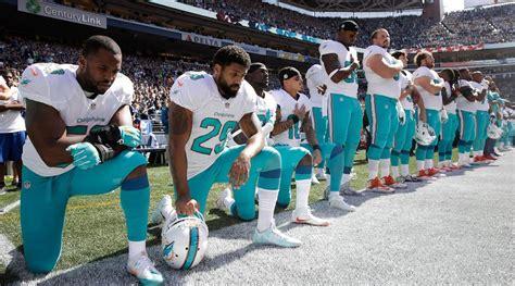 NFL national anthem protest: List of players kneeling   SI.com