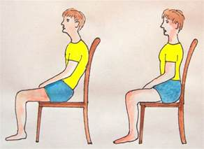 Self-Healing Resources: Improve Posture to Improve Eyesight