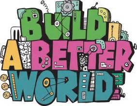 Summer Reading Program 2017 Build a Better World logo