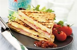 Meltingly Tasty Cheese 'n Ham Toastie with Jarlsberg ...
