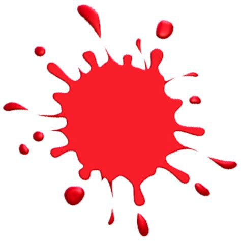 Paint Splash Red | Free Images at Clker.com - vector clip ...