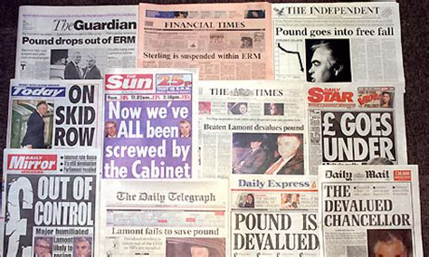 Black Wednesday 20 years on: how the day unfolded ...