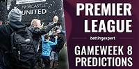 Ranieri returns, Newcastle's takeover & more | Gameweek 8 Premier League Predictions | The Big Stage