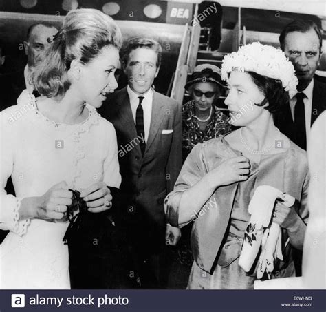 Princess Margaret, Athina Livanos and Lord Snowdon Stock ...
