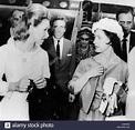 Princess Margaret, Athina Livanos and Lord Snowdon Stock ...