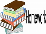 Homework Clip Art at Clker.com - vector clip art online, royalty free ...