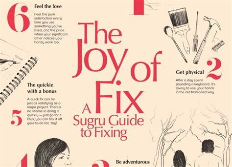 According to This Glue Maker Fixing Things Is As Joyful As ...