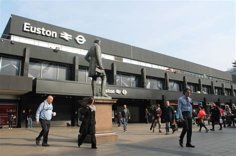 An Ode To Euston Station | Londonist