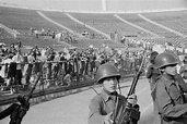 Empty Seats In Chile's Estadio Nacional Tell A Haunting ...