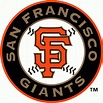 San Francisco Giants Alternate Logo (2000) - Orange SF on ...