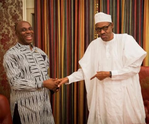 "APC Renames Rotimi Amaechi as ""Mr. Railway of Nigeria ..."