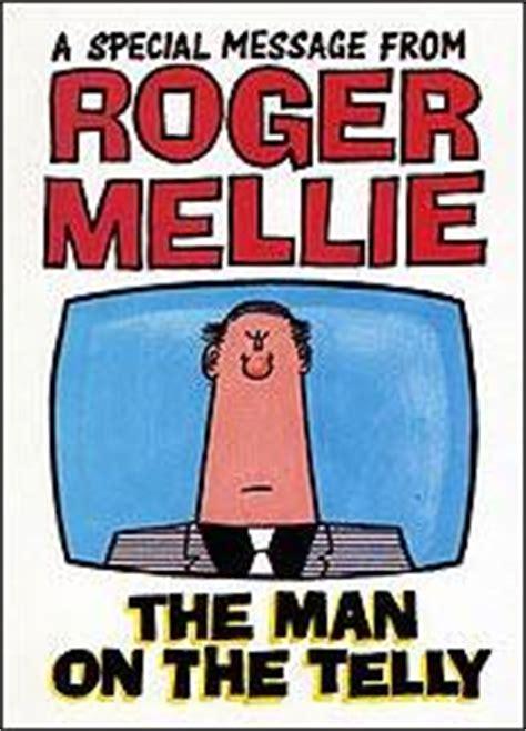 Roger Mellie (Character) - Comic Vine