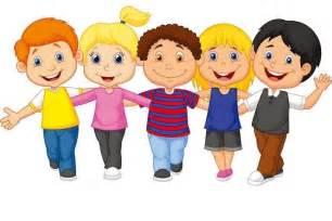 Happy School Kids Clipart - clipartsgram.com