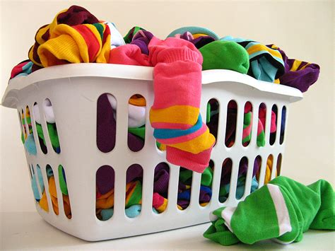 Make Laundry Easier | Buckets & Bows Maid Service
