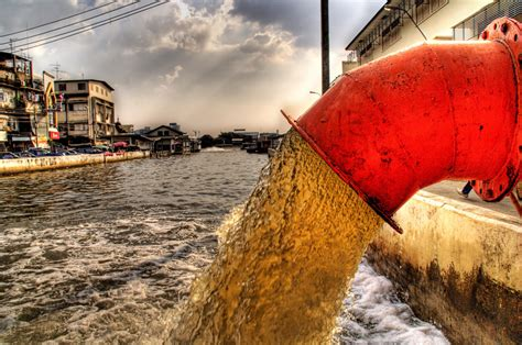 Hot Raw Sewage | A lovely inlet in Bangkok where a ...
