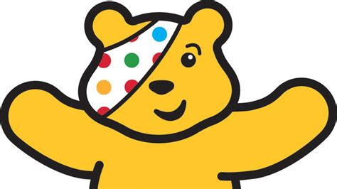 Pudsey Bear gets a makeover from famous designers - CBBC ...
