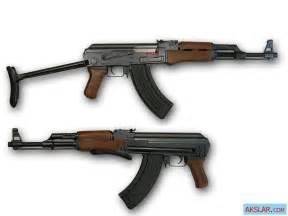 اسلحه کلاشینکف