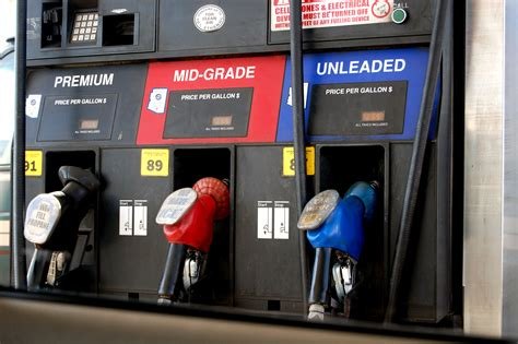 Phony Gas Pumps
