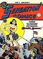 Publication history of Wonder Woman - Wikipedia