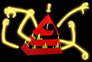Bill Cipher by Gepardenfrost on DeviantArt