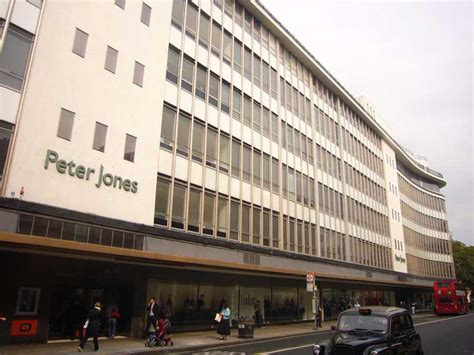 Peter Jones Department Store, Sloane Square, Chelsea Shop ...