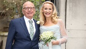 Jerry Hall Wedding Images Related Keywords - Jerry Hall ...